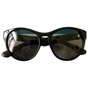 Anine Bing Black Sunglasses